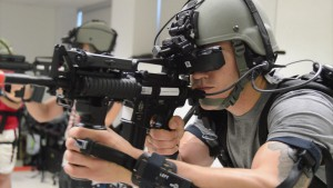 Virtual Reality - Army Style.
